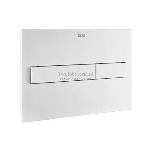 Roca przycisk spłukujący PL7 2-funkcyjny biały mat A890088207