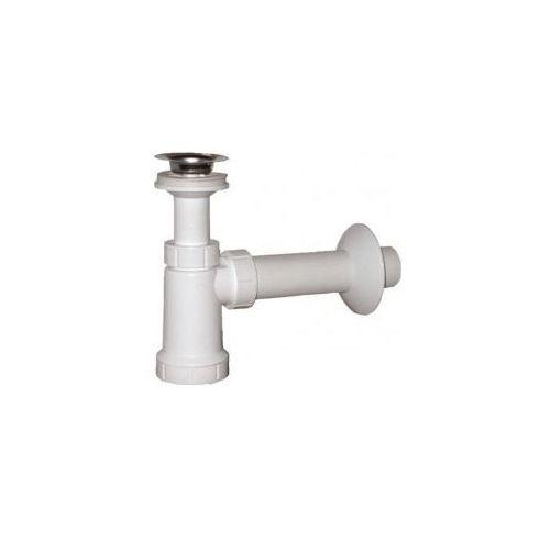 Sapho Syfon umywalkowy 40mm korek z uchwytem cv1012 (8595156224261)