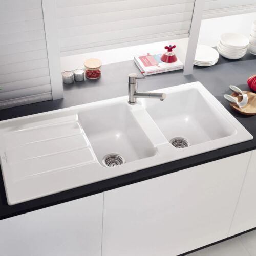 Villeroy & Boch Architectura 80 Ebony zlew ceramiczny (4051202981402)