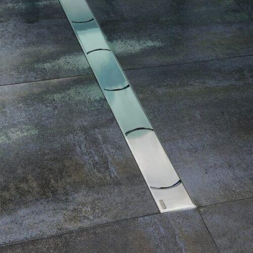 Ravak Chrome odpływ liniowy 105 cm nierdzewny X01429, X01429