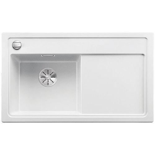 zenar 45 s - biały \ lewa \ deska szklana marki Blanco