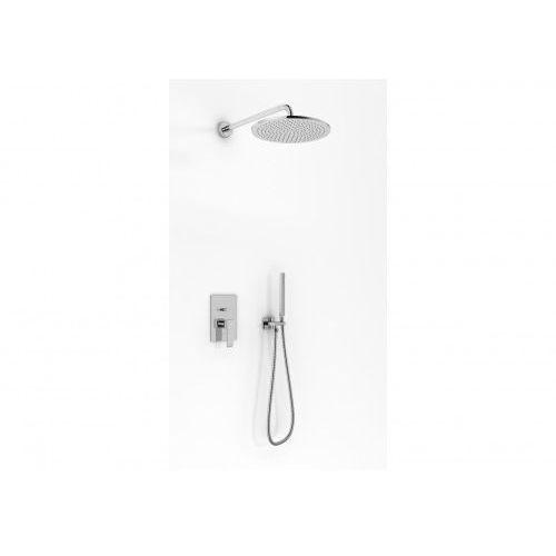 Kohlman zestaw prysznicowy podtynkowy QW210NR35 AXIS, QW210NR35