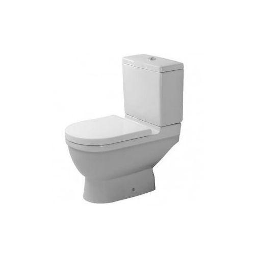 Duravit Starck 3 Miska lejowa WC stojąca biała 0126010000