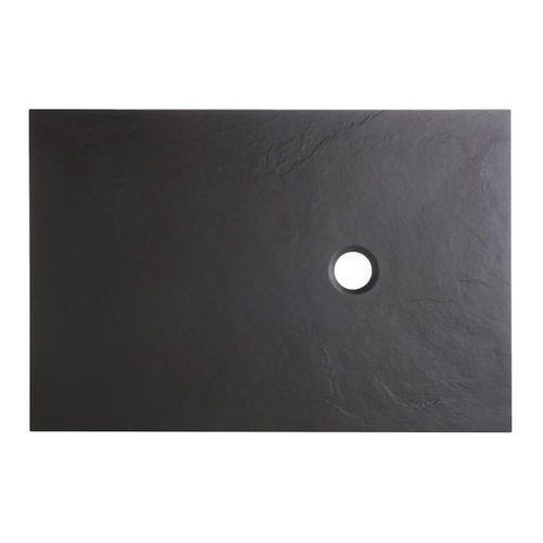 Brodzik konglomeratowy albi prostokątny 80 x 120 x 2 7 cm marki Cooke&lewis