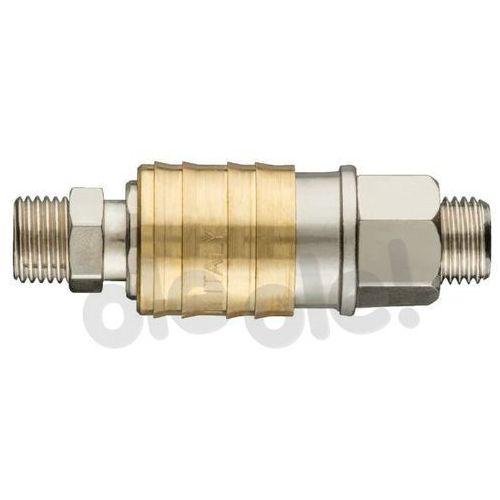 Neo Szybkozłączka do kompresora z końcówką z gwintem zewnę.3/8'''' (5907558417982)