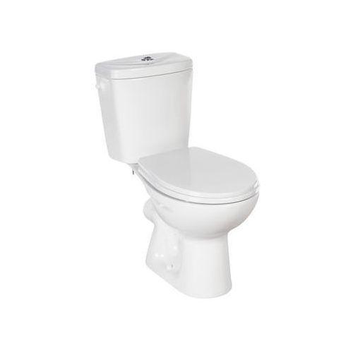 WC kompakt MODENA Odpływ poziomy INKER