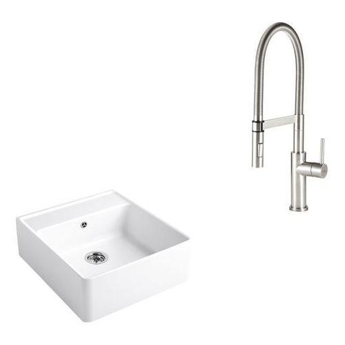 Villeroy&boch Zestaw villeroy & boch sink unit + villeroy & boch steel expert
