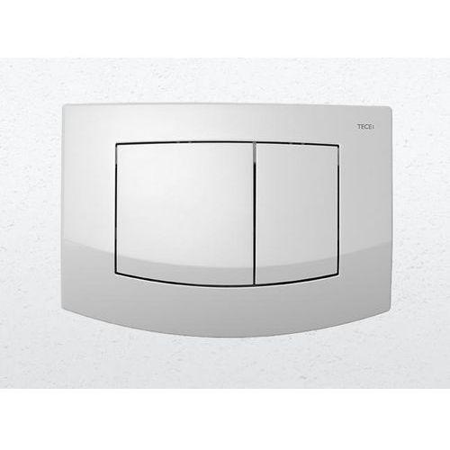 Tece przycisk spłukujący biały teceambia 9240200
