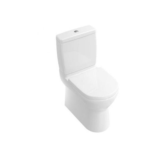 Villeroy & Boch O.Novo Miska ustępowa lejowa do WC-kompaktu 36x69,5 cm - Weiss Alpin 56581001 (56581001)