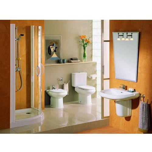 Miska odpływ poziomy do kompaktu wc dama retro a342329003 marki Roca