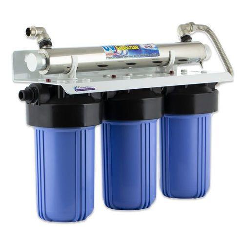 Zestaw filtracyjny Jumbo UV 3-10-25
