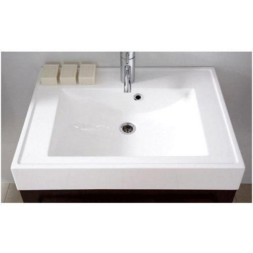 Antado Antado variete umywalka dolomitowa 80x50 cm una-800 80 x 50 (UNA-800)
