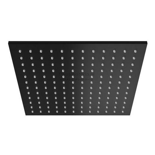 deszczownica kwadratowa 30x30 cm czarna q30b marki Kohlman