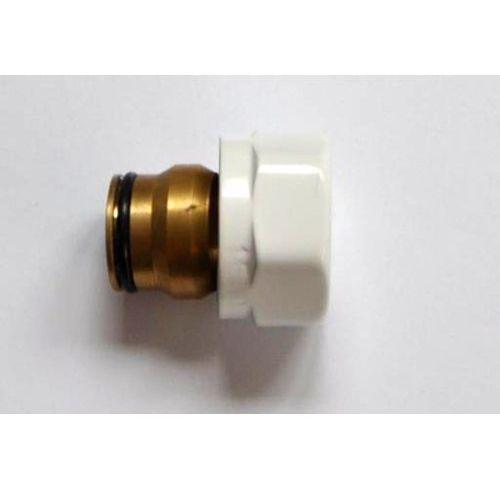 Złączka zaciskowa do rury z miedzi CU GW M22x1,5 x 15mm Schlosser 6025 00003 Biała