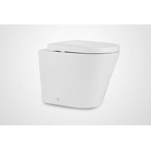 Miska stojąca WC z deską z duroplastu LOCA Massi MSMS-3083DU