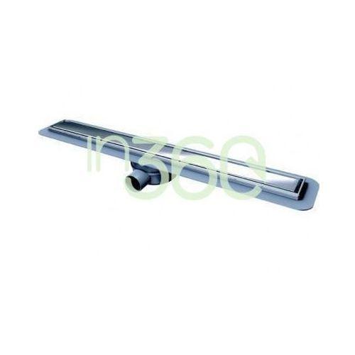 Kessel Linearis kompletny odpływ liniowy SYSTEM 125 55x6 stal nierdzewna 45600.61
