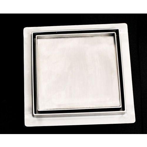 wpusty podłogowe metalowy 150x150 marki Kesmet