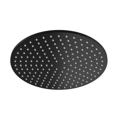 Kohlman deszczownica okrągła R30 30 cm czarna R30EB