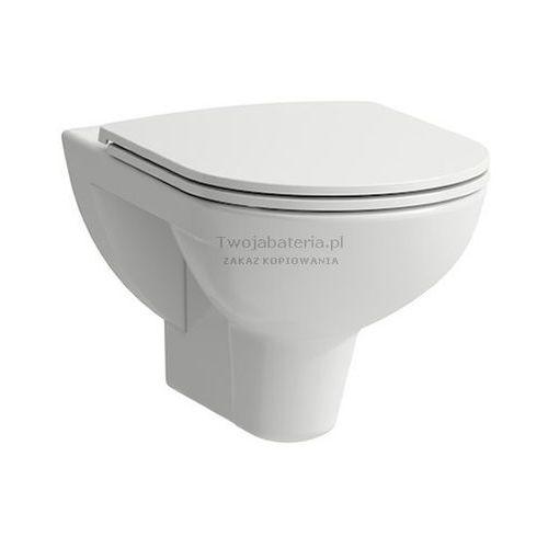Laufen Pro B miska WC wisząca bez powłoki H8209500000001