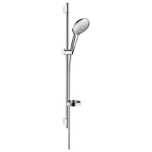 raindance select 150 zestaw prysznicowy, chrom 27803000 marki Hansgrohe