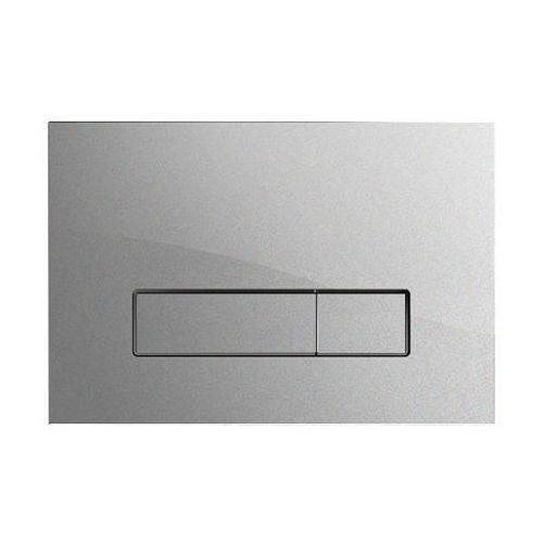 orbit ozdobny 2-ilościowy przycisk srebrny marki Mepa