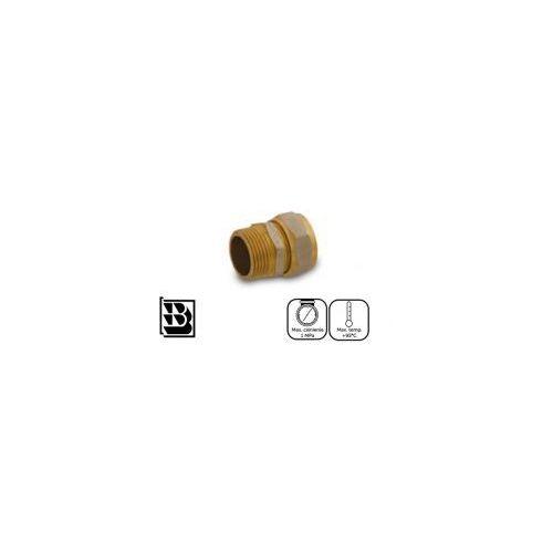 """ZŁĄCZKA PROSTA G/Z 16mm x 3/4"""" 1 MPa PEXSSZGZ16X020.4007 PEXSSZGZ16X0204007 IDMAR GROUP"""