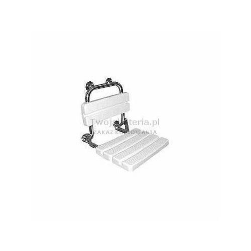 lehnen funktion siedzisko prysznicowe uchylne z oparciem różne wykończenia l1221100 marki Koło