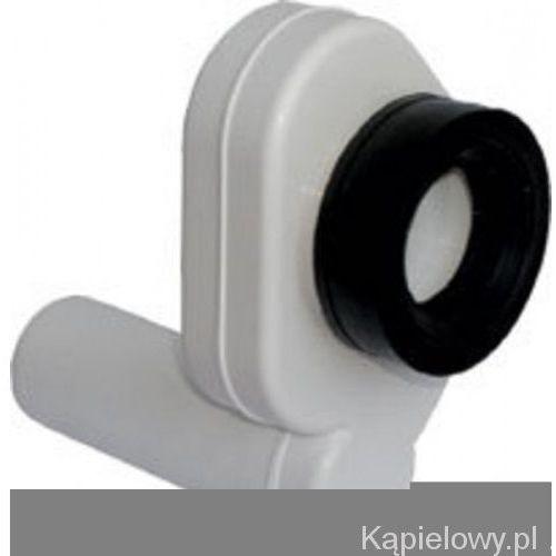 Syfon pisuarowy 50mm tylny odpływ cv1022 marki Sapho