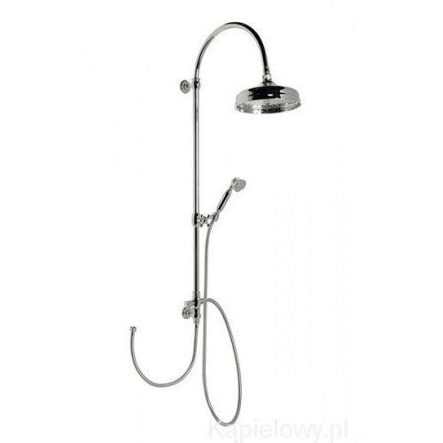 VANITY zestaw natryskowy z rączką prysznicową chrom SET061, SET061
