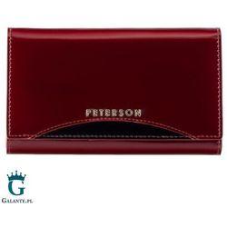 Portfel damski peterson bc466 rfid, BC466