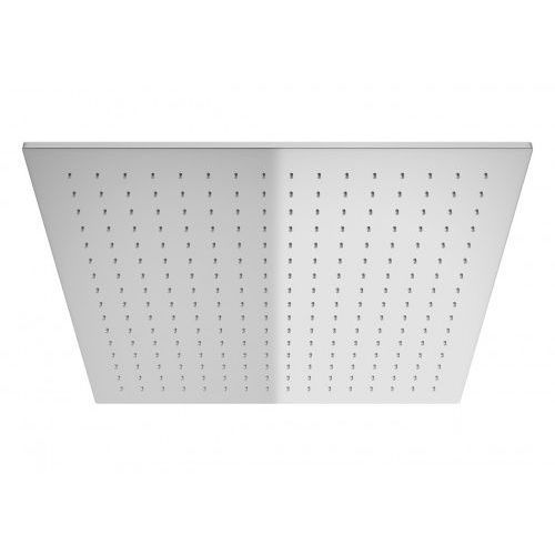Kohlman deszczownica kwadratowa Q50 50x50 cm chrom