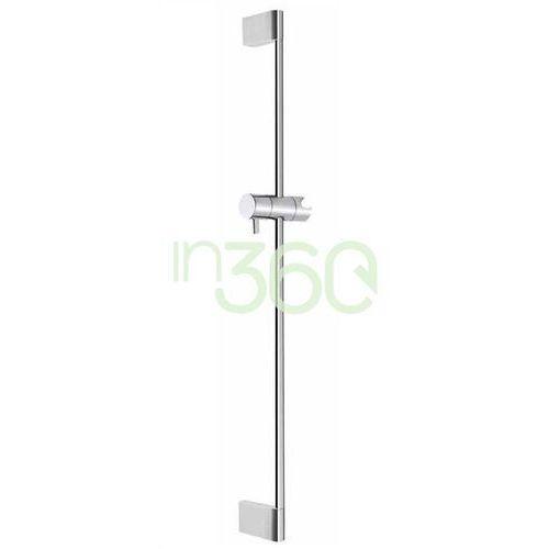 Tres Loft-Tres drążek prysznicowy niklowany Ø 14 mm 800 mm chrom 03463701