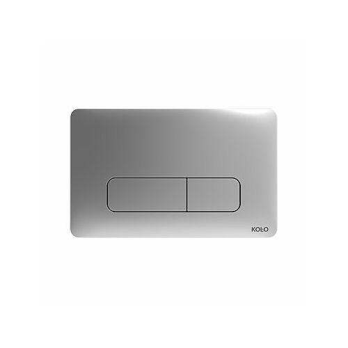 przycisk spłukujący nova pro do stelaża koło technic gt do wc chrom mat 94160003 marki Koło