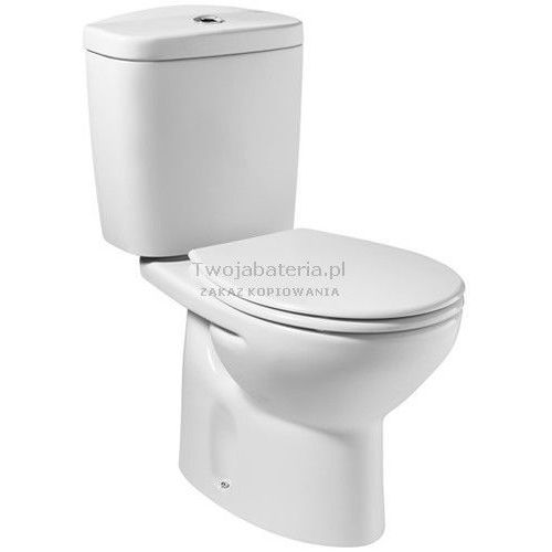 Roca Victoria miska WC do kompaktu odpływ poziomy A342395007