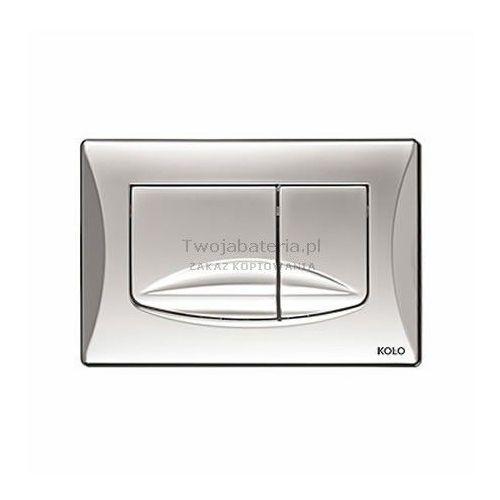 base przycisk spłukujący biały 94184-001 marki Koło