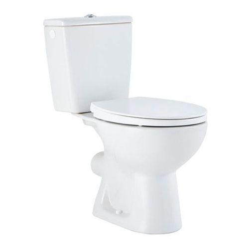 Kompakt wc brava z deską wolnoopadającą marki Inker