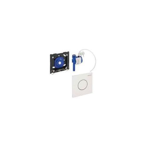Geberit Sigma01 przycisk do pisuaru ręczny biały-alpin - 116.011.11.5