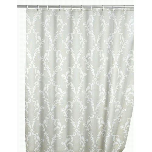Zasłona prysznicowa Baroque, tekstylna, 180x200 cm, WENKO