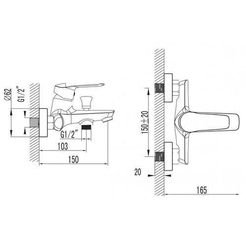 Bateria Ferro BDJ1