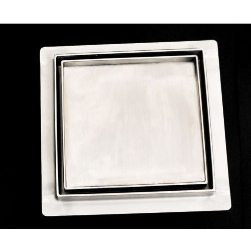 Kesmet wpust podłogowy 20x20cm 200x200KNF_m Ceramic(syfon metalowy), 200x200KNF_mCeramic