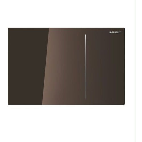 Geberit przycisk uruchamiający sigma70 szkło umbra 115.620.sq.1