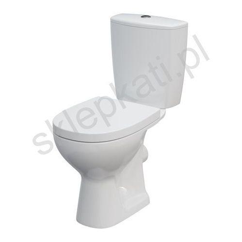 CERSANIT ARTECO Kompakt WC, odpływ uniwersalny, deska twarda K667-014
