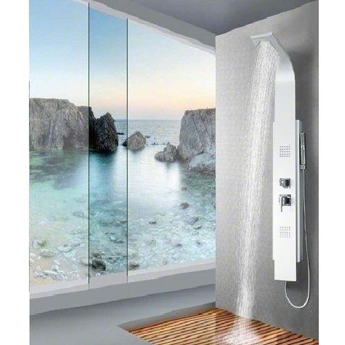 Panel prysznicowy REA 8725 SILVER