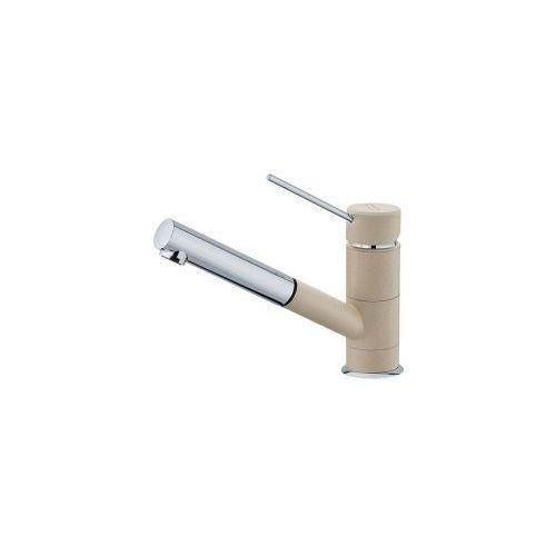 Franke Bateria sirius top pull - out chrom/beż 115.0476.643 wyciągana wylewka