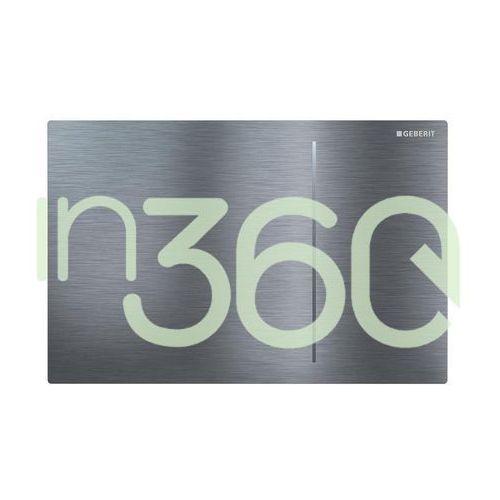 Geberit Sigma70 Przycisk do stelaża stal nierdzewna 115.620.FW.1