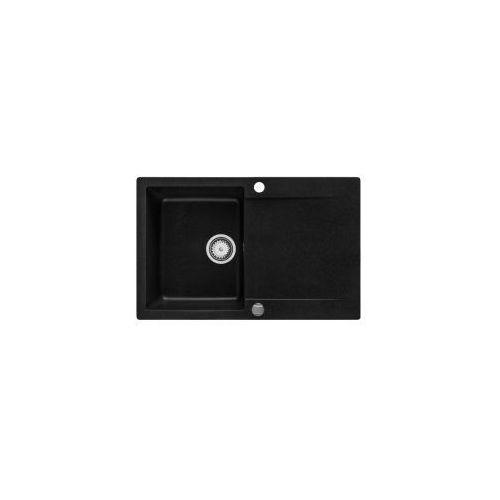 ax zlewozmywak granitowy, czarny 5906660181316 marki Forb