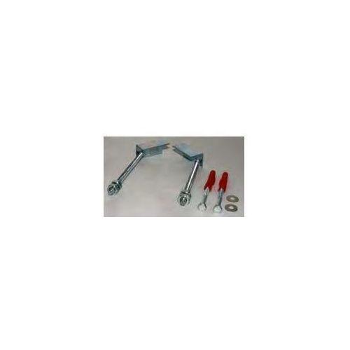 Tece mocowanie stelaża podtynkowego TECEprofil, narożnikowe 9380301