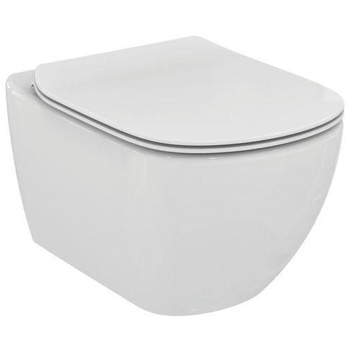 Ideal Standard Tesi miska wisząca T007901 (miska i kompakt WC)