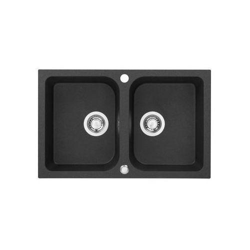 Zlewozmywak granitowy CELIA / SJC_720T LAVEO