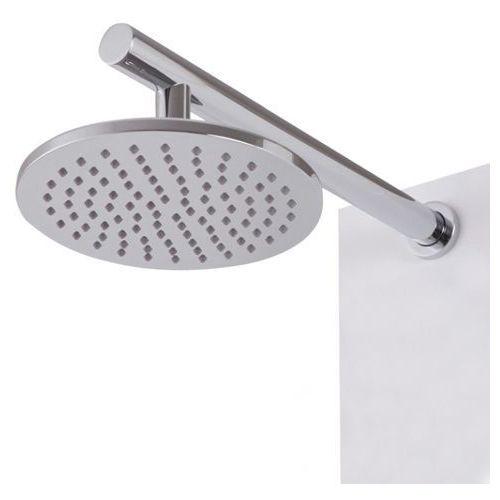 Panel prysznicowy  ileana 140 x 20 cm 4 dysze biały marki Cooke&lewis